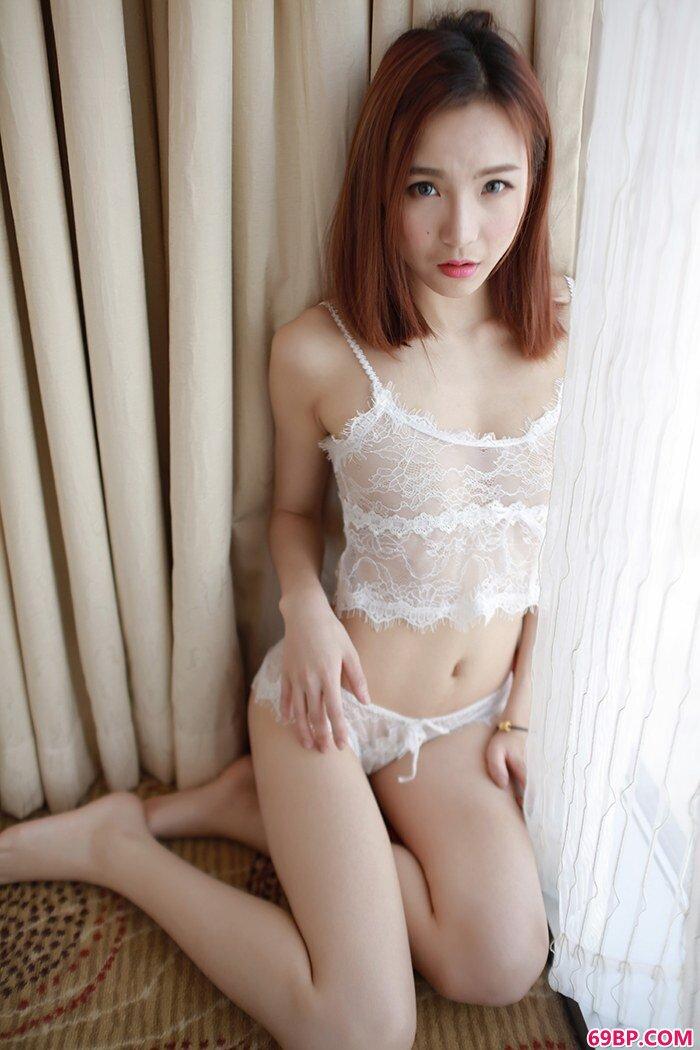美丽主播Hana妹透明蕾丝蚀骨销魂_性活22P