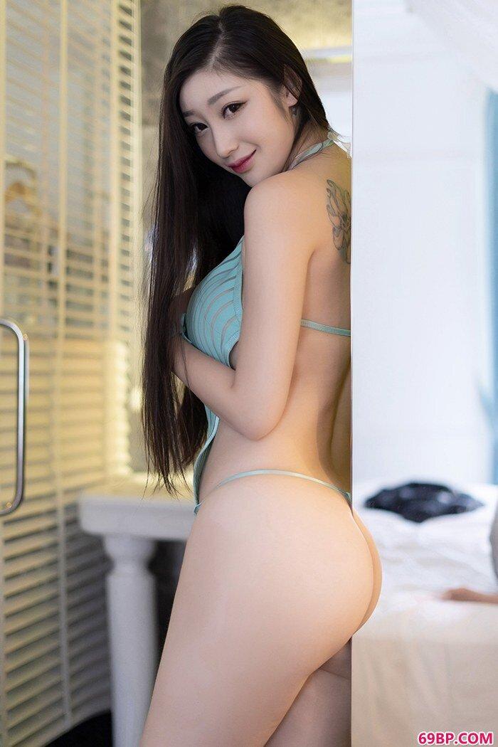 人间美娇娘妲己白净玉体美得动人心魄_jessicajane中国女人