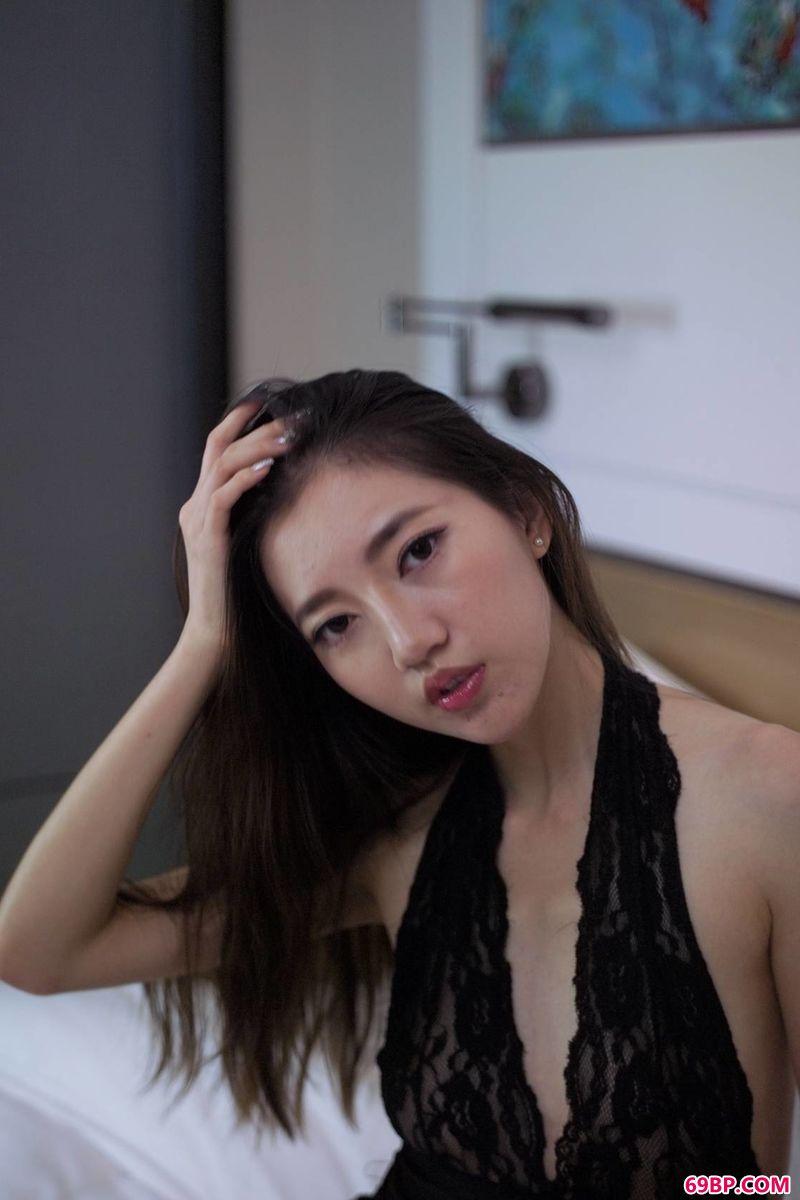 时尚靓女林爱可酒店约拍