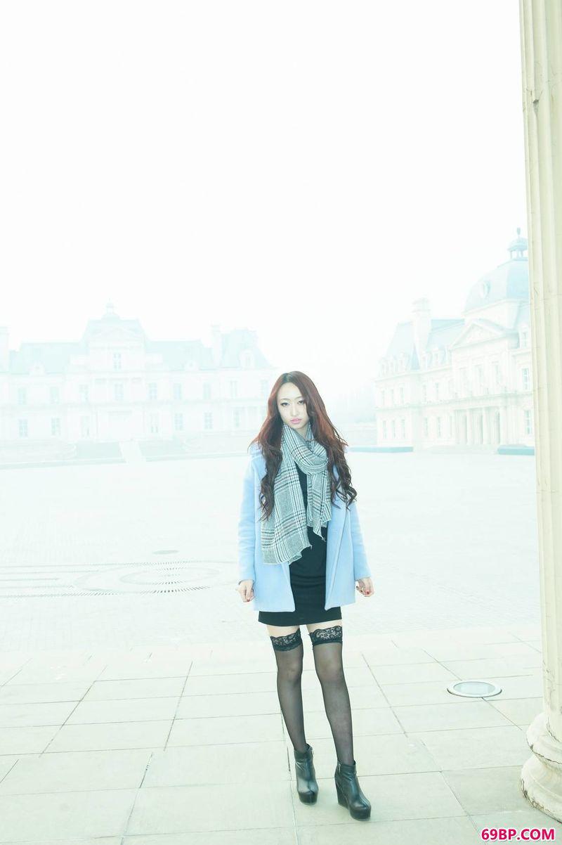 韩国尤物Makemodel系列_名模雨琦旅行绝美写照